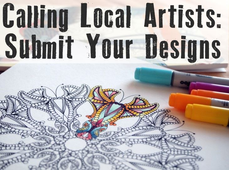 For Our June Coloring Book Nights 14th And 28th Were Going To Curate Artwork From Local Artists Guests Of Each Event